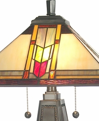 Mallinson Table Lamp - Dale Tiffany - TT101387