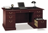 Manager's Office Desk - Saratoga Executive Collection - Bush Office Furniture - EX45666-03