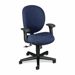 Managerial Chair - Navy - HON7624BW90T