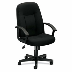 Managerial Mid Back Chair - Black - BSXVL601VA10T