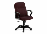 Managerial Mid Back Chair - Claret - HON2072BW69T