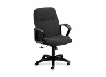 Managerial Mid Back Chair - Iron - HON2072BW19T
