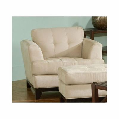 Manhattan Club Chair Chamois - Largo - LARGO-ST-F2510-403