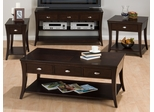 Manhattan Espresso 4PC Accent Table Set - 629-1