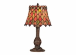 Manti Accent Lamp - Dale Tiffany