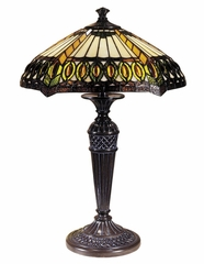 Marakesh Table Lamp - Dale Tiffany - TT100048