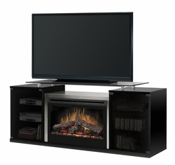 Marana Media Electric Fireplace in Black - Dimplex - SAP-500-B