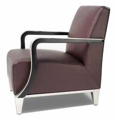 Marbella Accent Chair - Bellini Modern Living - MARBELLA