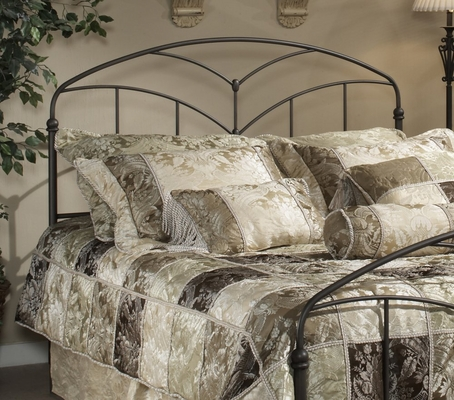 Marco Full/Queen Size Headboard with Bed Frame - Hillsdale Furniture - 1330HFQR