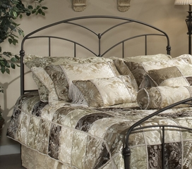 Marco King Size Headboard with Bed Frame - Hillsdale Furniture - 1330HKR