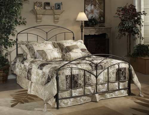 Marco Twin Size Bed - Hillsdale Furniture - 1330BTWR