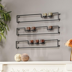 Marco Wall-Mount Candelabra - Holly and Martin