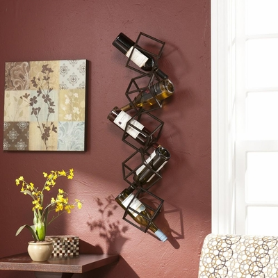 Marco Wall Mount Wine Storage Unit - Holly and Martin