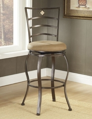 Marin Swivel Counter Stool - Hillsdale Furniture - 4815-841