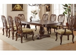 Marisol Cherry 9PC Rectangular Dining Set - 103441