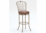 Marist Swivel Bar Stool - Hillsdale Furniture - 4727-831