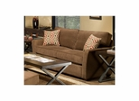 Marley Sofa Chocolate - Largo - LARGO-ST-F2200-401