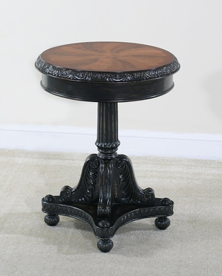 Marquetry End Table - Preswick - Ultimate Accents - 36224LT