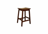 "Marsala 24"" Backless Stool - Set of 2 - American Hertiage - AH-700119SD-C"