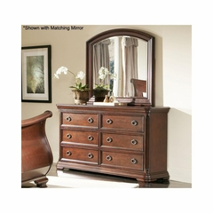 Marseille Dresser Black Cherry - Largo - LARGO-ST-B8610-10
