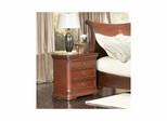 Marseille Nightstand Black Cherry - Largo - LARGO-ST-B8610-40