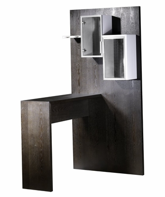 Martini Bar Unit - Bellini Modern Living - MARTINI-BLK