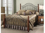 Martino Full Size Bed - Hillsdale Furniture - 1392BFR
