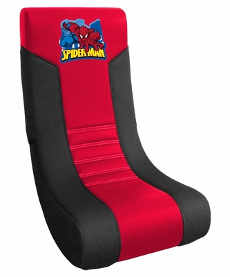 Marvel Spiderman Collapsible Video Chair - Imperial International - 312801