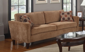 Marya Contemporary Track Arm Sofa - 504051