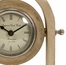 Mason Natural Wash Wood Desk Clock - IMAX - 5561