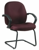 Matching Conference / Visitors Chair to EX2654 - Office Star - EX2655