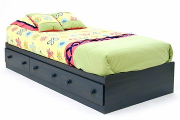 Mate's Bed in Blueberry - South Shore Furniture - 3294080