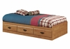 Mate's Bed in Country Pine - South Shore Furniture - 3232080
