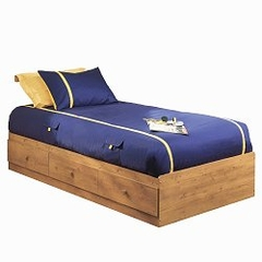 Mate's Bed in Country Pine - South Shore Furniture - 3432080