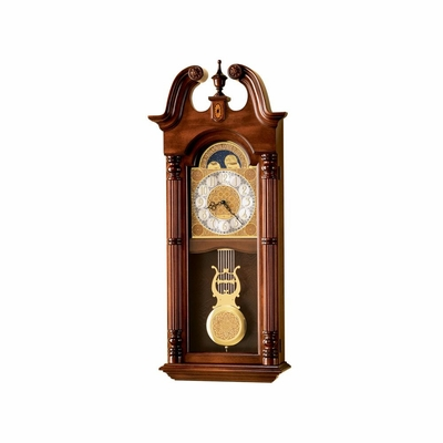 Maxwell Dual Chime Wall Clock - Howard Miller