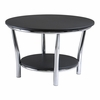 Maya Round Coffee Table - Winsome Trading - 93230