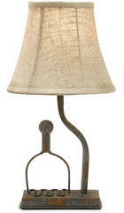 Mayberry Utensil Mini Lamps (Set of 4) - IMAX - 87241-4
