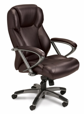 Mayline Ultimo High-Back Chair - UL350HBUR
