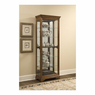 Meadow Oak Curio - Pulaski