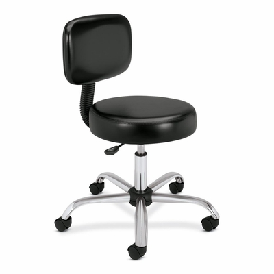 Medical Stool - Black - HONMTS11EA11