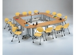Meeting/Training Furniture Set with Rico Chairs 1 - OFM - RICO-SET-1