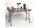 "Melamine Keyboard Height Folding Table 24"" x 48"" - Correll Office Furniture - CF2448MK"