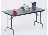 "Melamine Top Folding Table 18"" x 60"" - Correll Office Furniture - CF1860M"