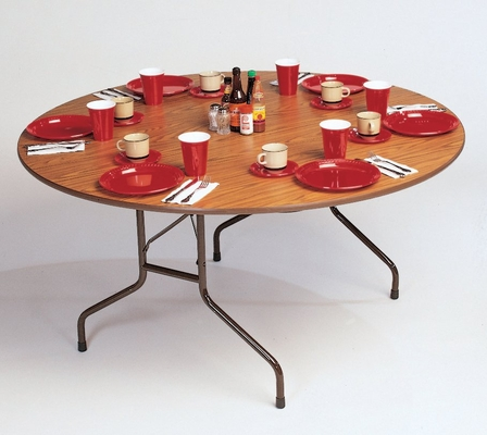 Melamine Top Folding Table 60