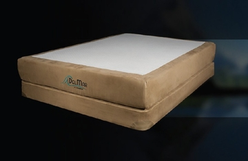 "Memory Foam Mattress - 10"" Del Mar Eastern King Size Mattress - SilverRest - SRMDELMEM-70"