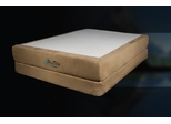 "Memory Foam Mattress - 10"" Del Mar Queen Size Mattress - SilverRest - SRMDELMEM-50"