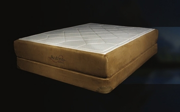 "Memory Foam Mattress - 10"" Sedona Eastern King Size Mattress - SilverRest - SRMSEDMEM-70"