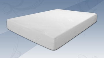 "Memory Foam Mattress - 10"" Serenity Queen Size Mattress - SilverRest - SRMSERMEM-50"