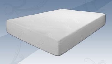 "Memory Foam Mattress - 12"" Tranquility Eastern King Size Mattress - SilverRest - SRMTRAMEM-70"