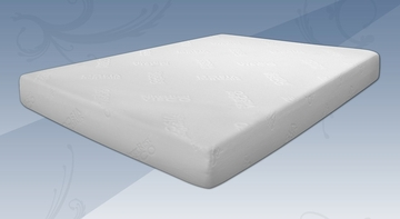 "Memory Foam Mattress - 8"" Essence Queen Size Mattress - SilverRest - SRMMFMMEM-50"